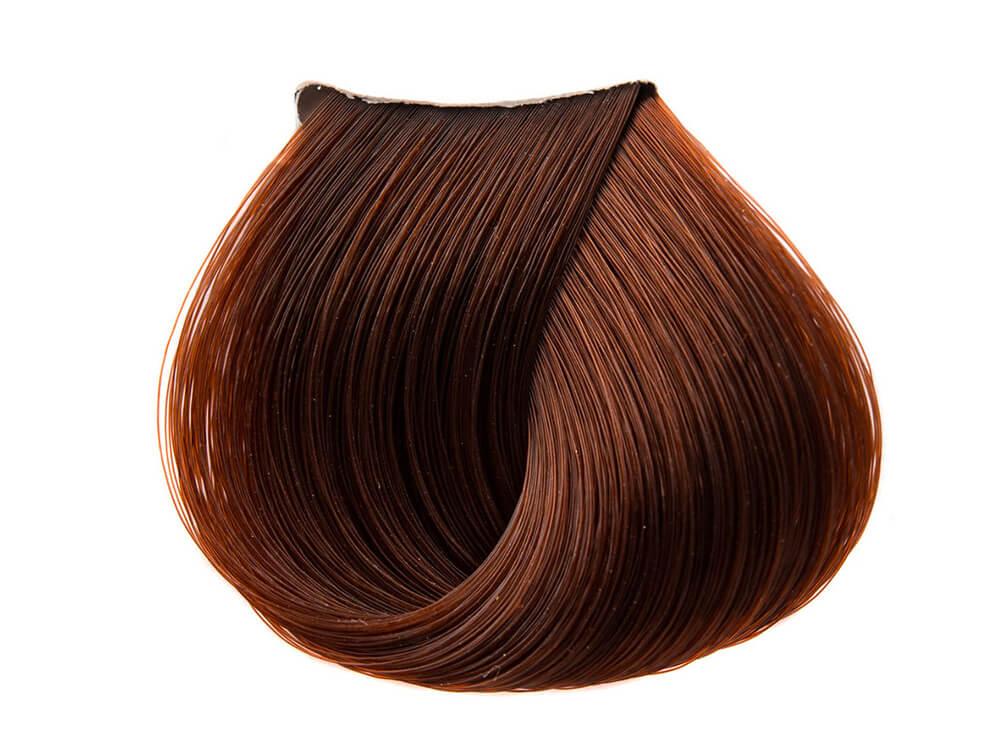 Riflessante Capelli Castani C8 Colori Brillanti Hairmed
