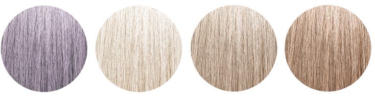 abbastanza Riflessante capelli bianchi: brizzolati perfetti - Hairmed AN69
