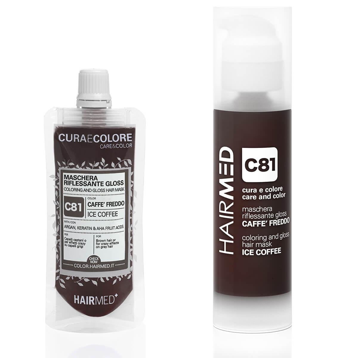 Favorito Riflessante capelli castani C81: colori brillanti - Hairmed HF15