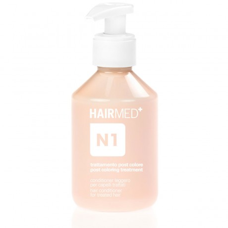 CONDITIONER FOR DRY HAIR N1 - MOISTURIZING MILK