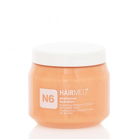 HAIR MASK FOR DRY HAIR N6 - MOISTURIZING