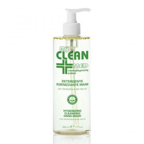 HYGIENIZING CLEANISHING HAND-WASH - MYCLEANMED
