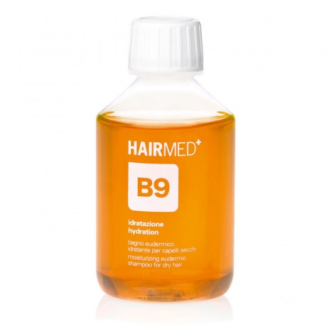 MOISTURIZING SHAMPOO FOR DRY HAIR B9
