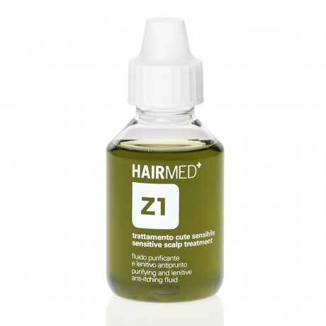 TREATMENT FOR ITCHY SCALP Z1 - PURIFYING AND LENITIVE ANTI-ITCHING