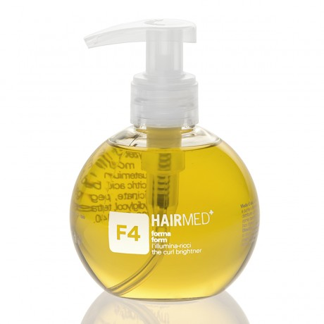 CURLY HAIR SERUM F4 - THE CURL BRIGHTER