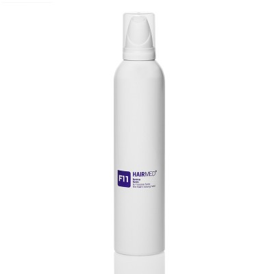 MOUSSE HAIR F11 - THE FOAM STRONG HOLD