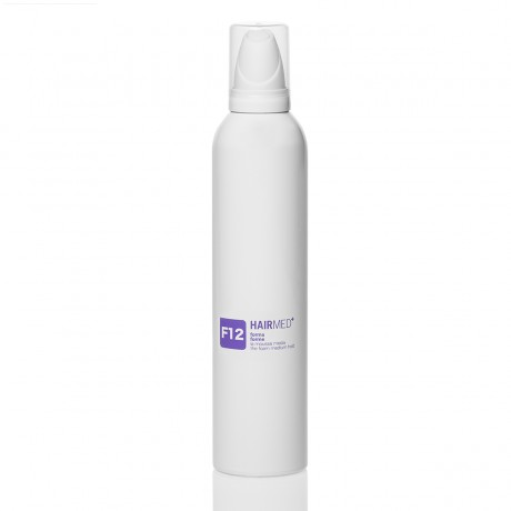 HAIR MOUSSE F12 - THE FOAM MEDIUM HOLD