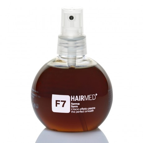 HAIR STRAIGHTENER SPRAY F7 - THE PERFECT SMOOTH FOR PLATE
