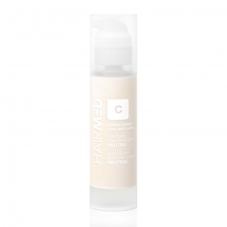 COLORING AND GLOSS HAIR MASK - C NEUTRO